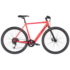 ORBEA Gain F40 E-City Bike red